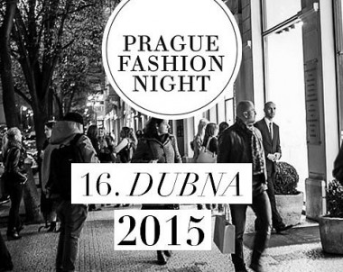 PRAGUE FASHION NIGHT 2015